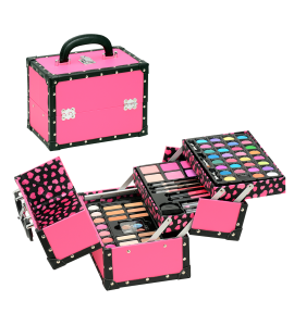Makeup Kit With Applicators And Brushes BR (AL48)