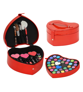 Makeup Kit With Applicators And Brushes BR (AL50)