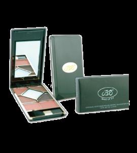 5 Eyeshadow 1 Blush Makeup Kit (162) BR (one display)