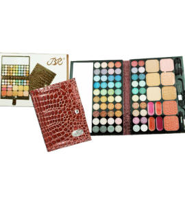 BR 60 Eyeshadow/ 5 Blush/ 3 Face Powder/ 4 Lip Gloss Dimensions: 7.5Lx11.5Wx0.75H (1865)