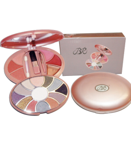 BR 13 Eyeshadow/ 3 Lip Gloss/ 3 Blush Dimenesions: 8.5Lx10.5Wx3H (252)