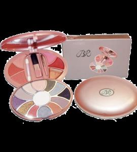 BR 13 Eyeshadow/ 3 Lip Gloss/ 3 Blush Dimenesions: 8.5Lx10.5Wx3H (252)
