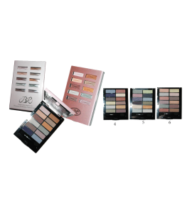 12 Color Elegant Eyeshadow Kit (312) BR (one piece)