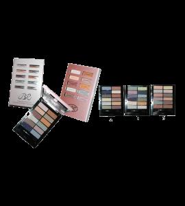 12 Color Elegant Eyeshadow Kit (312) BR (one piece)