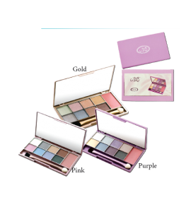 8 Eyeshadow 1 Blush (314) BR (one display)