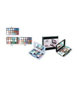 18 Pearlized Eyeshadow (36) BR (one display)