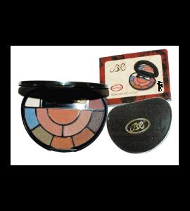 7 Matte Eyeshadow & 3 Blush (3617) BR (one display)