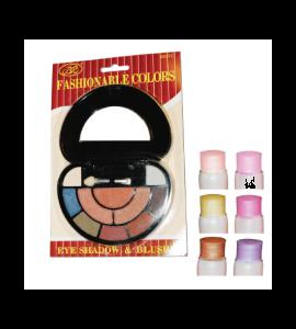 7 Eyeshadow 3 Blush (3617C) BR (one display)