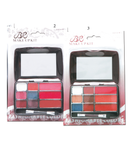 6 Eyeshadow & 3 Blush (3618C) BR (one display)