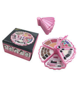 Makeup Kit With Applicators And Brushes BR (371C)