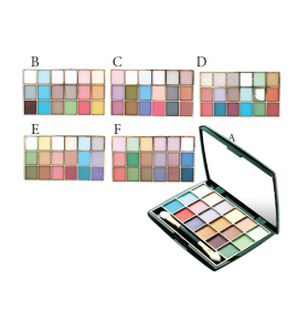 18 Eyeshadow (4518) (one display)