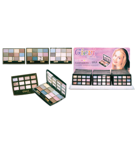 12 Eyeshadow (045A) Giovi (one display)