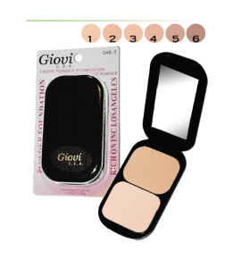 Giovi Face Powder (46) Giovi (one display)