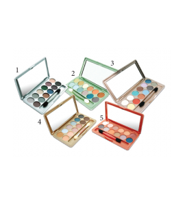 12 Eyeshadow (501A) BR (one display)