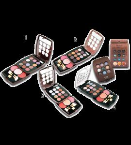 BR 12 Eyeshadow/ 3 Blush/ 1 Mascara (512)
