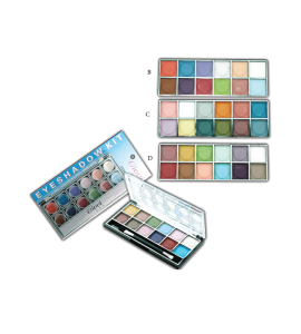 12 Color Eyeshadow Kit (54) Giovi (one display)