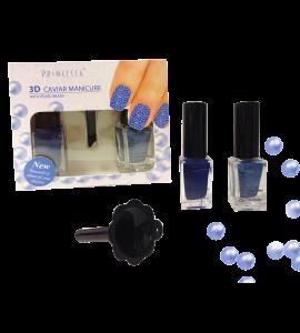 Caviar Manicure (550-1) Princessa 3 piece set 144 set boxes