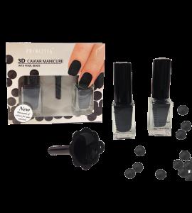 Caviar Manicure (550-2) Princessa 3 piece set 144 set boxes