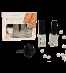 Caviar Manicure (550-4) Princessa 3 piece set 144 set boxes