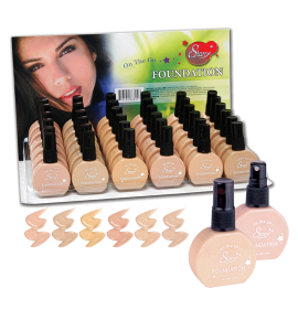 Liquid Foundation (6604) Starry (one display)