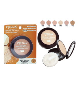 Precious Mineral Face Powder (6658) Prisma (one display)