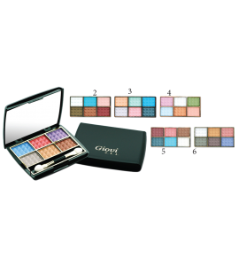 6 Eyeshadow (7106) Giovi (one display)