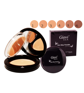 2 Way Powder (7335) Giovi (one display)