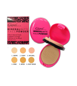Giovi Mineral Matte Powder (7611) Giovi (one piece)