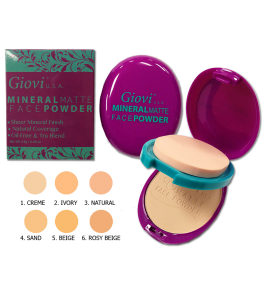Giovi Mineral Matte Powder (7613) Giovi (one piece)