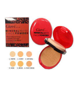 Giovi Mineral Matte Powder (7615) Giovi (one piece)