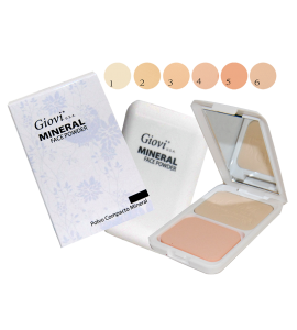 Mineral Face Powder (7890B) Giovi (one display)