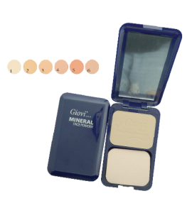 Mineral Face Powder (7890C) Giovi (one display)