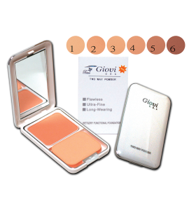 2 Way Powder (832) Giovi (one piece)
