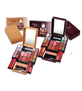 Malibu Glitz 16 Eyeshadow/ 6 Blush/ 1 Face Powder/ 4 Lip Gloss/ 1 Mascara/ Eyeliner Dimensions: 8.5Lx5.5Wx6H (9546)