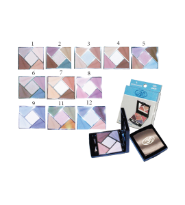 6 Eyeshadow (9506) Giovi (one display)