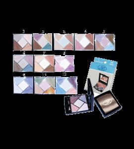 6 Eyeshadow (9506) Giovi (one display)
