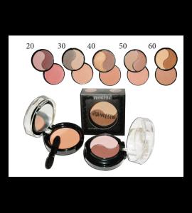 4 Eyeshadow Palette (9636E) Prisma (one display)