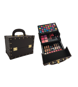 Makeup Kit With Applicators And Brushes BR (AL48A)