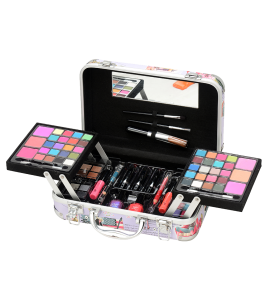 Makeup Kit With Applicators And Brushes BR (AL53A)