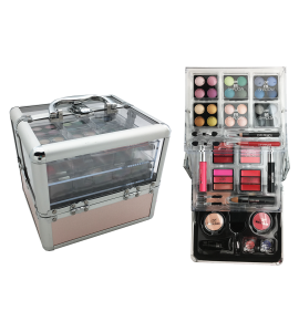 Makeup Kit With Applicators And Brushes BR (AL55)