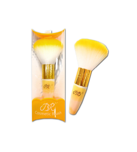 BR Cosmetic Brush (B212) BR yellow 24 piece display