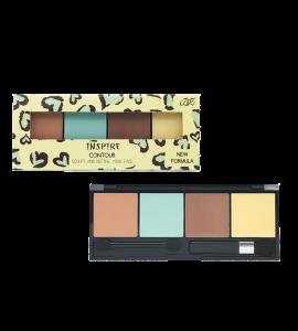 BR 4 Color Contour Palette (BR-314A) BR (one piece)