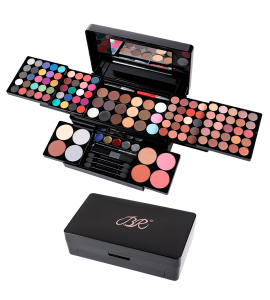 Deluxe 131 Color Makeup Palette (one piece) BR-341 (BR)