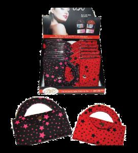 Luxurious Portable Makeup Set (BR-1850B) BR (one piece)