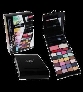 BR Deluxe Makeup Palette 30 Colors Dimensions: 14.25Lx3.5Wx5.5H (BR267)
