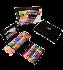 Deluxe Makeup Palette 110 Colors Dimensions: 11Lx12Wx6.5H (BR280)