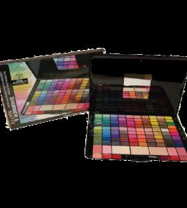 BR Deluxe Shimmer & Matte Makeup Palette 103 Colors Dimensions: 7.25Lx10.25Wx7.5H (BR281B)