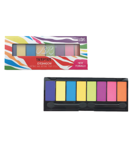 BR 8 Colors Eyeshadow Palette (BR-312B) BR (one piece)
