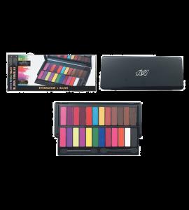 BR Eyeshadow + Blush Dimensions: 2.8Lx6.8Wx0.9H (BR315B)