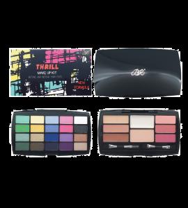 BR Makeup Kit Dimensions: 3Lx5.2Wx0.8H (BR317)